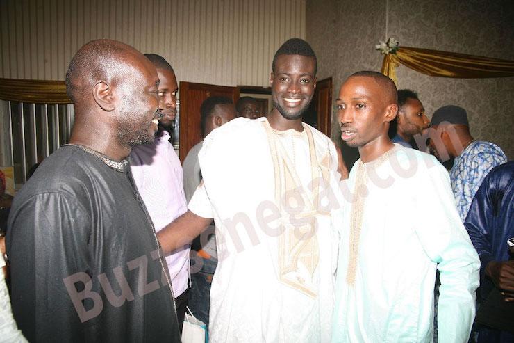 L'union religieuse du mariage de Mara ndiaye et Rama Aidara (Images)