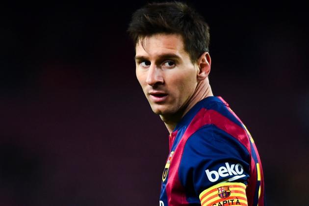"""Lionel Messi : """"Je ne suis pas en compétition avec Ronaldo"""""""