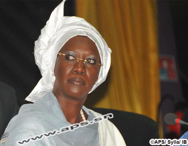 Solidarité nationale au service de l'Apr Dakar: A quel jeu joue Anta Sarr Diacko ?