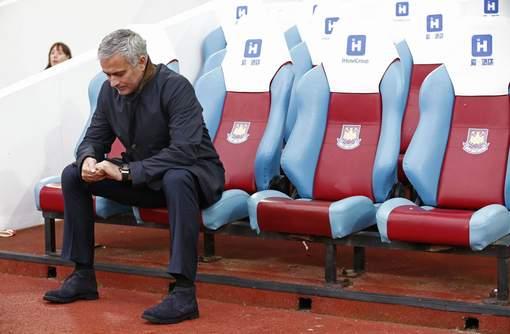 Nouveau revers face à West Ham : Mourinho bientôt viré?