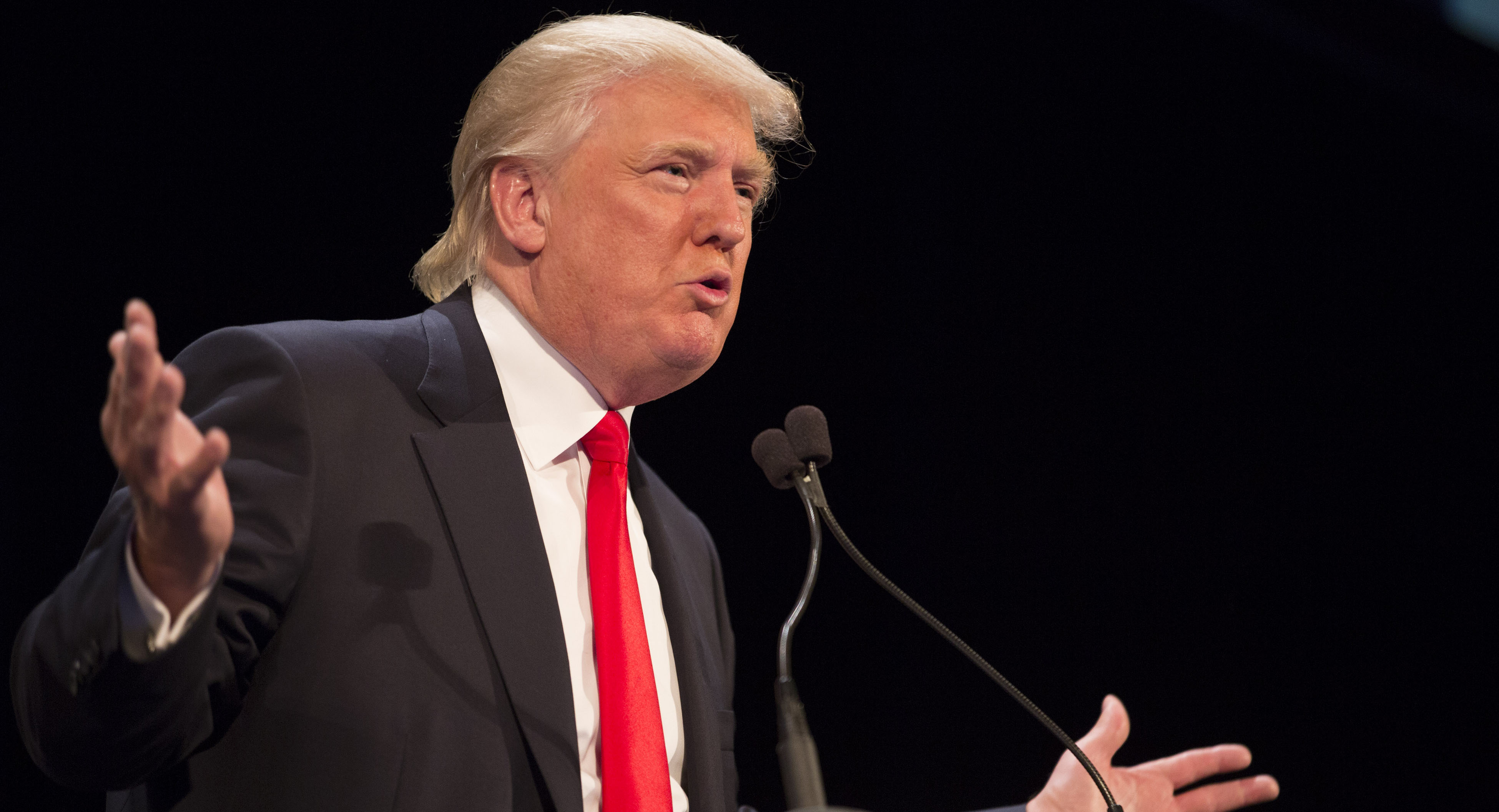 Le monde serait meilleur avec Saddam Hussein et Kadhafi, selon Donald Trump