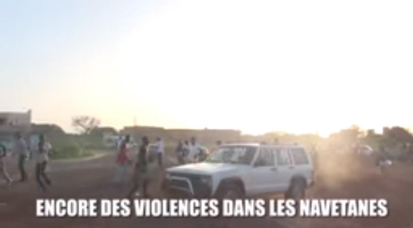Violences dans les navétanes: Un policier roué de coups à Louga, ses collègues ripostent