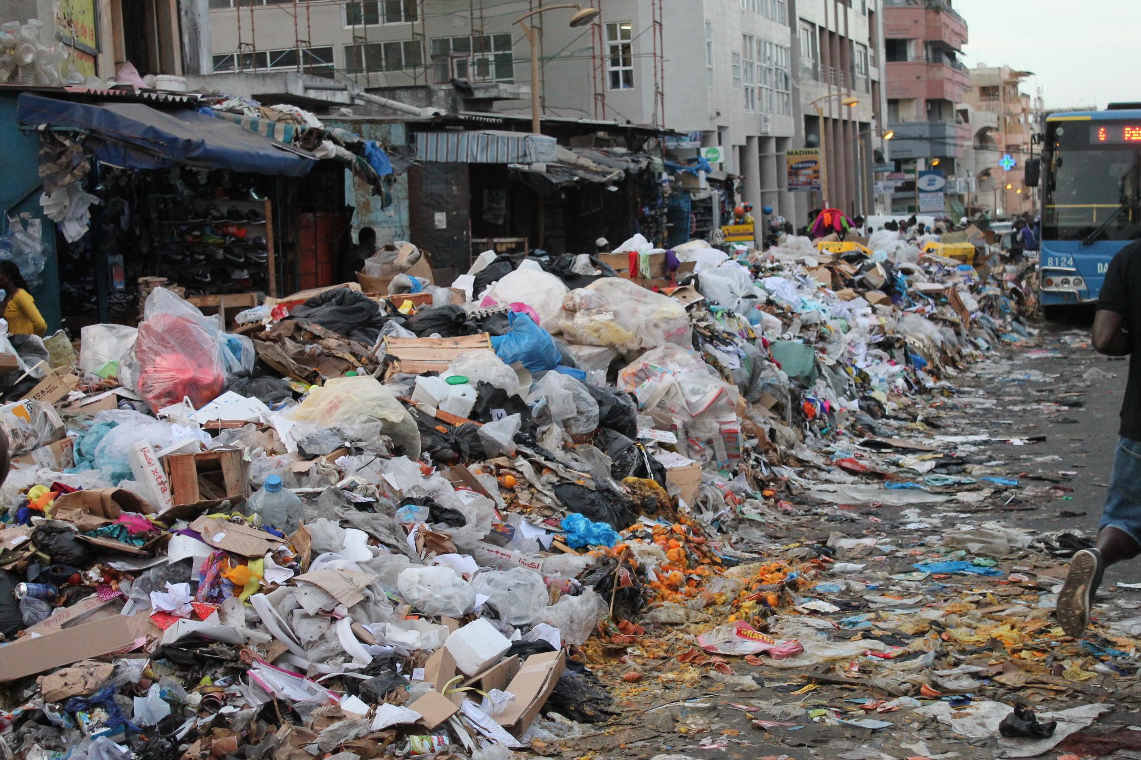 Gestion des ordures confiée à l'Ucg : Le Syndicat des travailleurs du nettoiement salue la décision