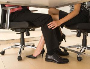 Un ¼ des salariés sont tombés amoureux au travail