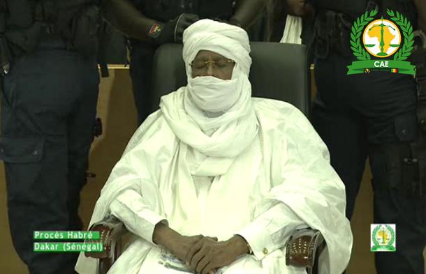 Le procès de Habré va se poursuivre jusqu'en 2016
