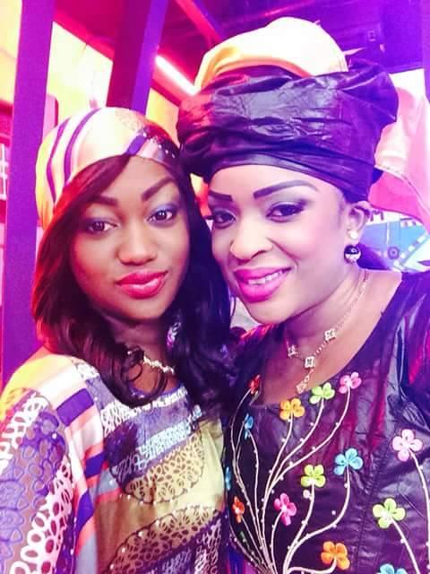 Kya et Mado de la TFM en toute complicité