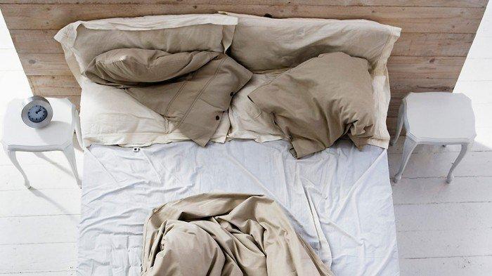 Pourquoi vous ne devriez jamais faire votre lit quand vous vous réveillez le matin