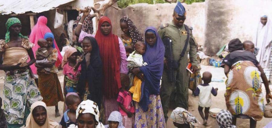 Nigéria : L'armée a libéré 338 otages de Boko Haram