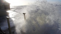 Alerte-Météo : Houle dangereuse sur la grande côte jeudi et vendredi