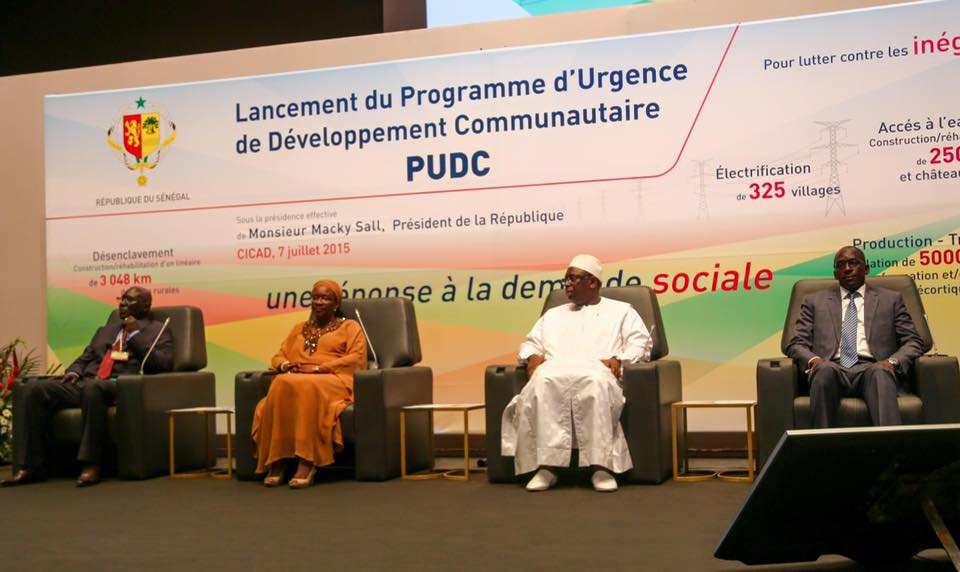 Le PUDC au PNUD : de l'exhibitionnisme politique pure et simple