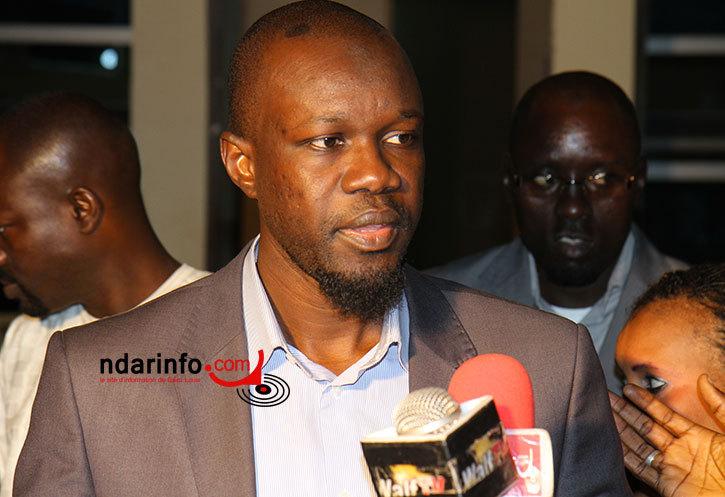 """Ousmane Sonko, président de Pastef-Les-Patriotes : """"Le Sénégal recule dangereusement"""""""