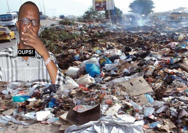 PARTI SOCIALISTE : Pourquoi Tanor ne veut pas respirer ordures