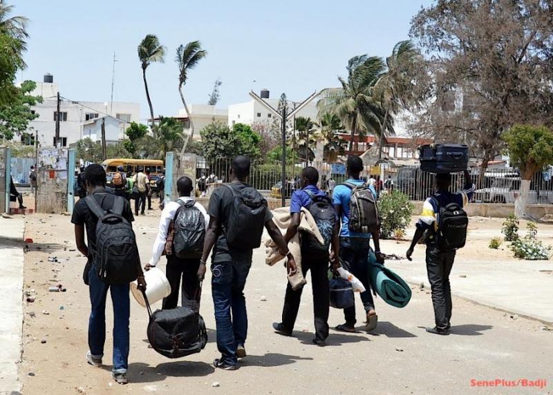 Ucad: Le Coud ouvre les portes du campus, ce lundi