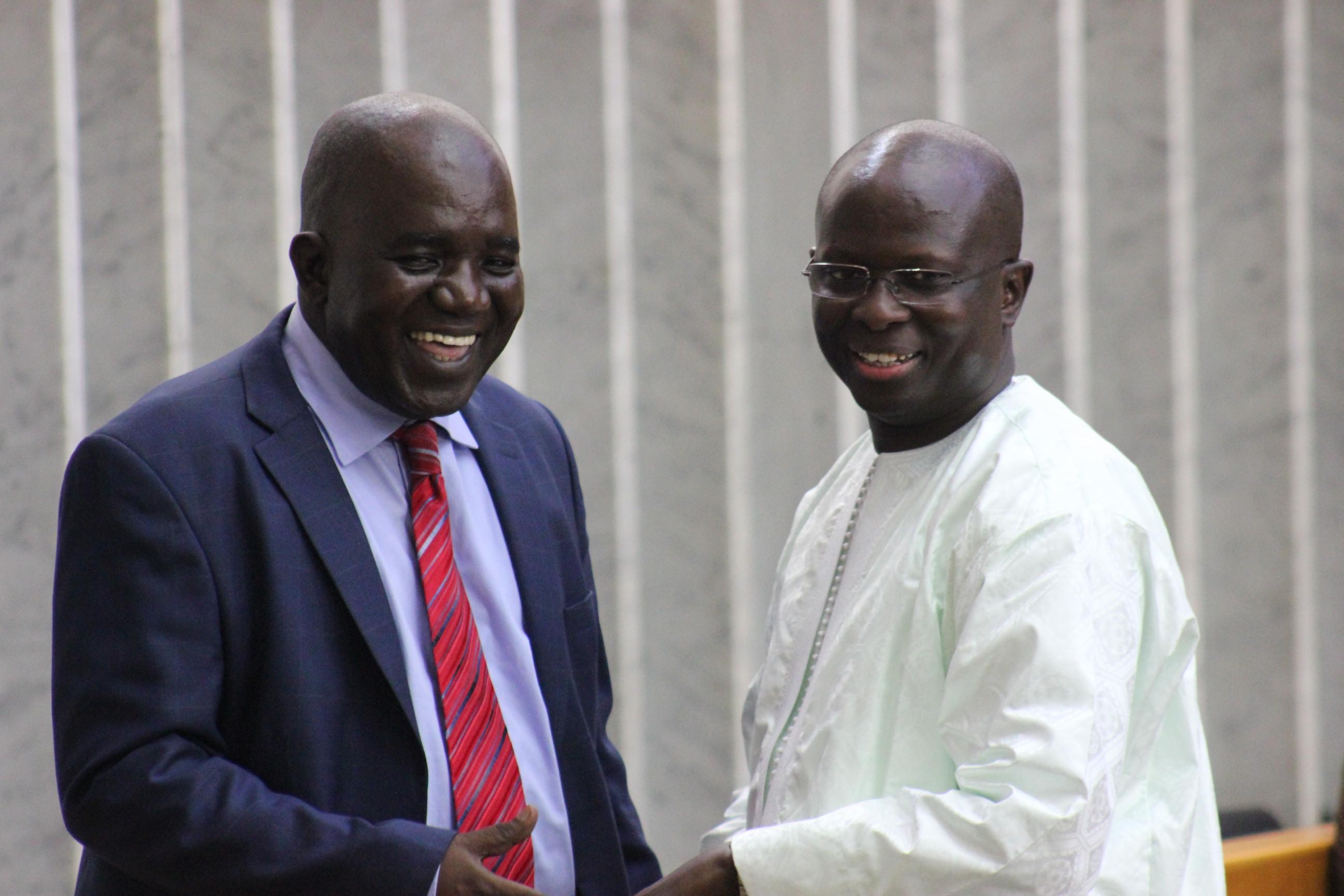 Modou Diagne Fada : « L'opposition ne peut pas bloquer le fonctionnement de l'Assemblée… »