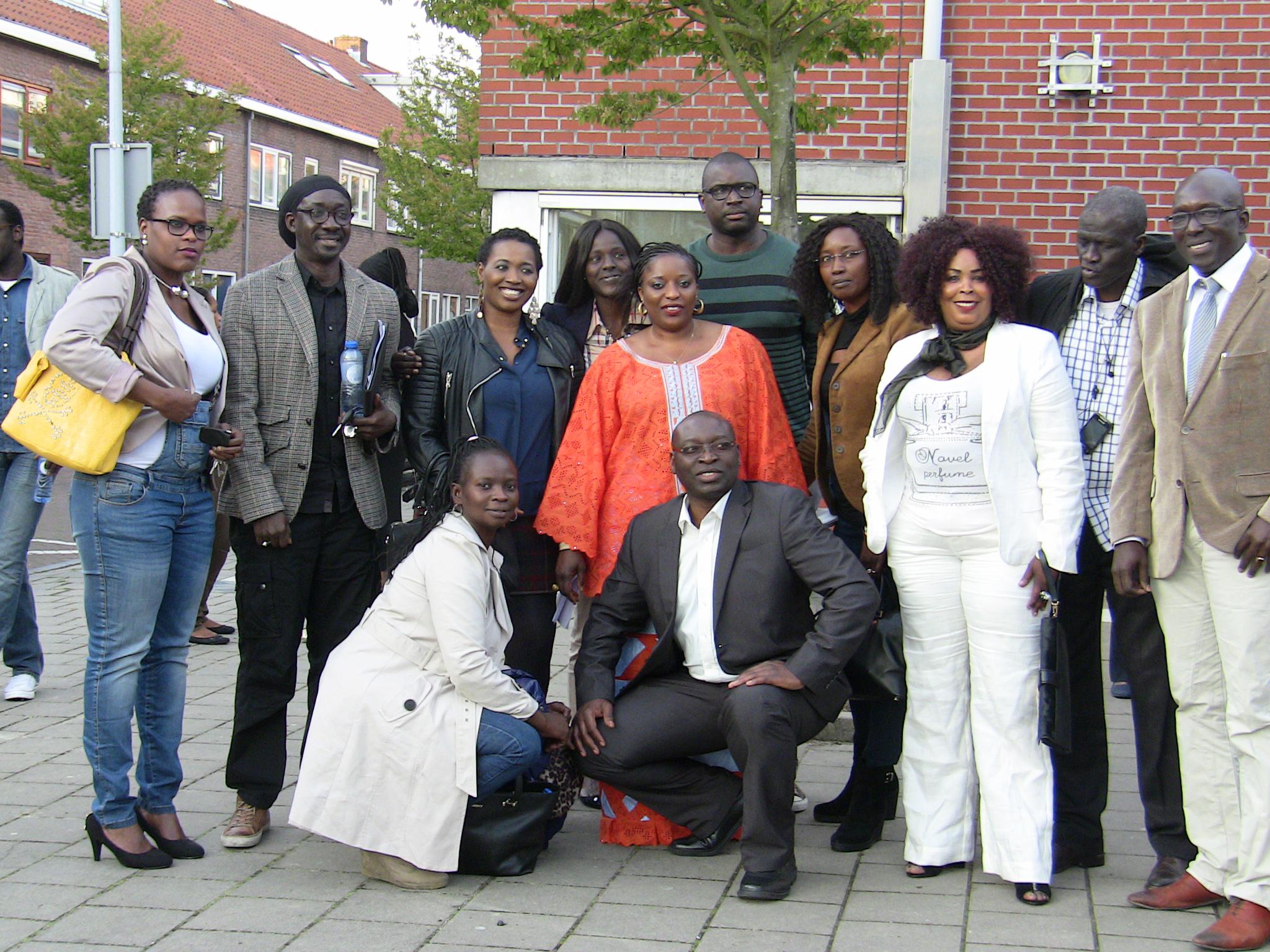 L'Apr-Pays-Bas entame une phase de mobilisation en vue de la présidentielle de 2017