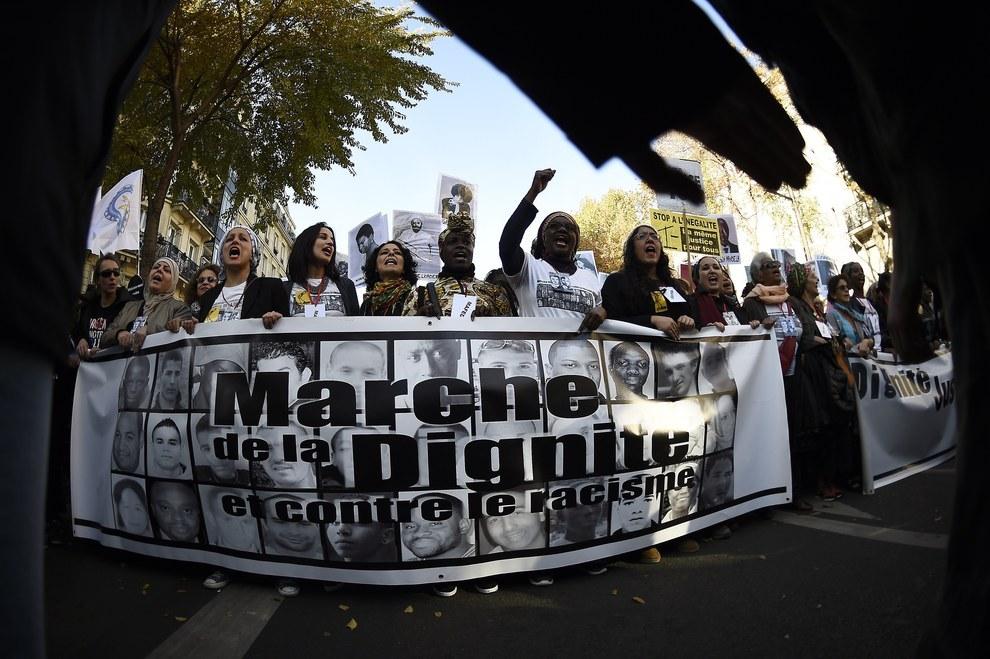 Ce qu'on a vu et entendu à la « Marche de la Dignité »