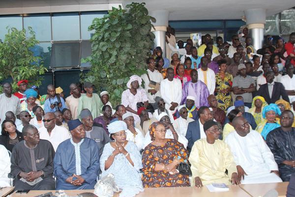 Perturbation des travaux de l'Assemblée nationale : Le Fpdr salue le courage des députés de l'opposition et jette l'anathème sur le camp du pouvoir