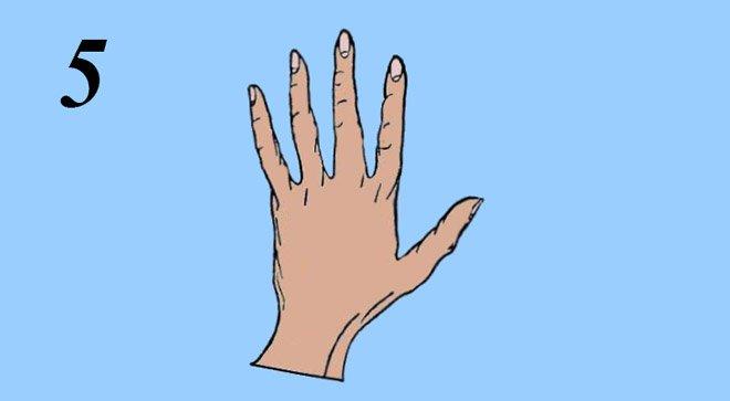 Voilà ce que la forme de vos mains et de vos doigts révèlent sur votre personnalité...
