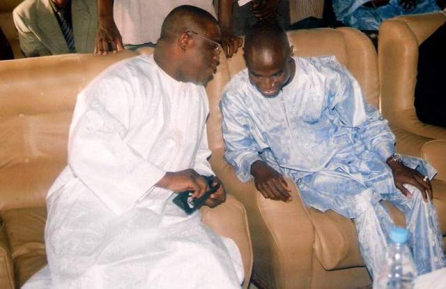 Remue ménage à l'Ucs: Abdoulaye Baldé vire par SMS son avocat Pape Mamaille Diockou, ce dernier réplique par une démission de son parti