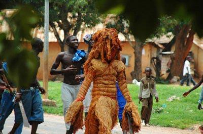 Sédhiou: Le gendarme qui a déshabillé le kankourang déclaré persona non grata à Samine