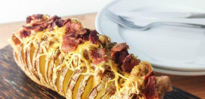 Revisitez la pomme de terre au four avec cette recette originale ! Vous allez avoir faim !