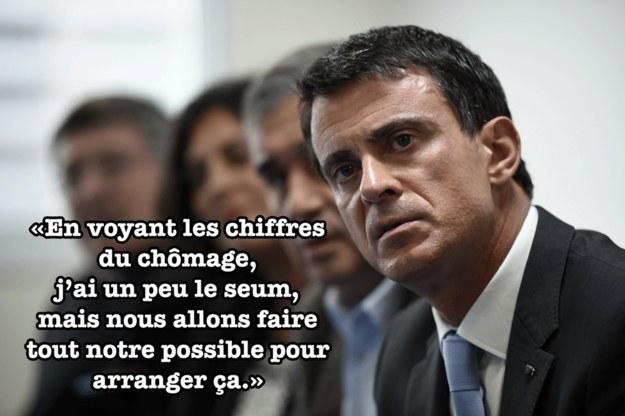 On défie Manuel Valls de placer « boloss », « OKLM » et « SBLK » dans ses discours