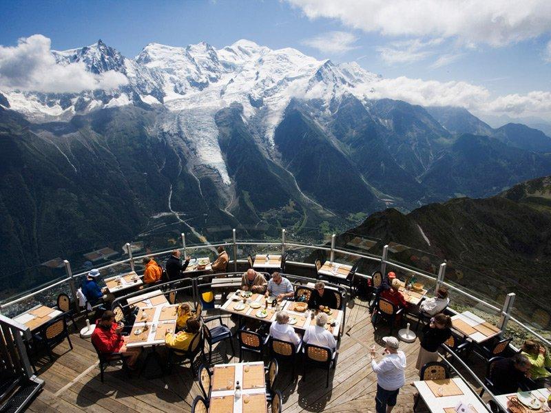 Les 12 restaurants les plus originaux du monde !