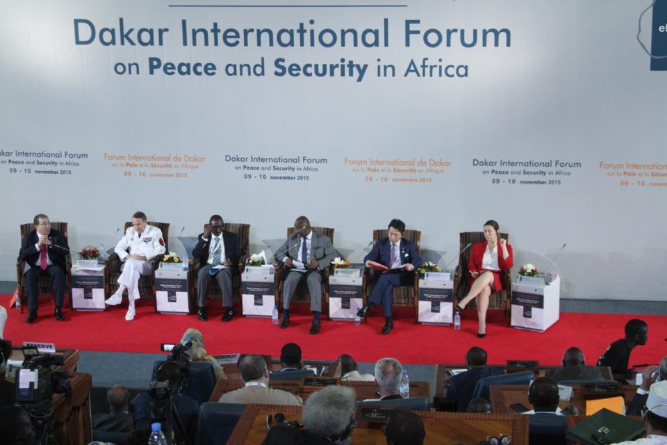 Forum international de Dakar sur la paix et la sécurité en Afrique : Plaidoyer pour bouter le terrorisme hors de l'Afrique