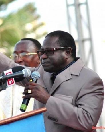 Pape Diop : « Le régime de Macky Sall ne peut pas tuer le PDS »