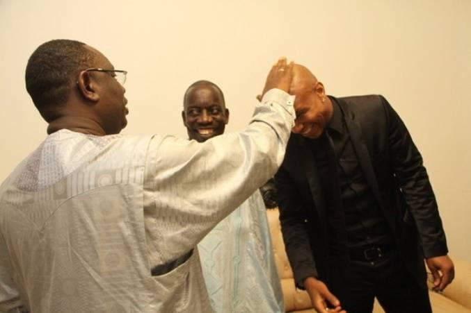 Nomination : El Hadj Ousseynou Diouf, nouvel ambassadeur itinérant et conseiller sportif de Macky Sall