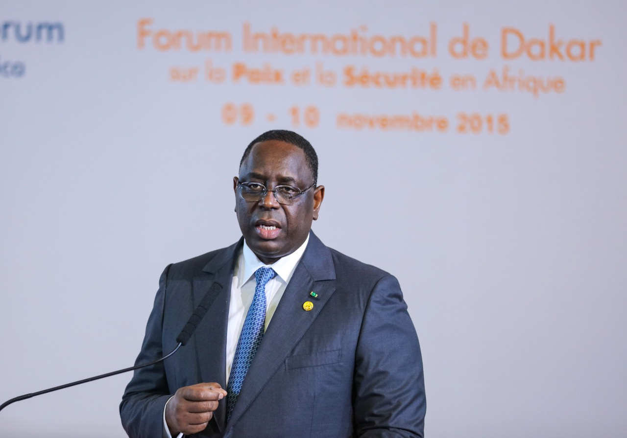 De la lutte contre le terrorisme au Sénégal