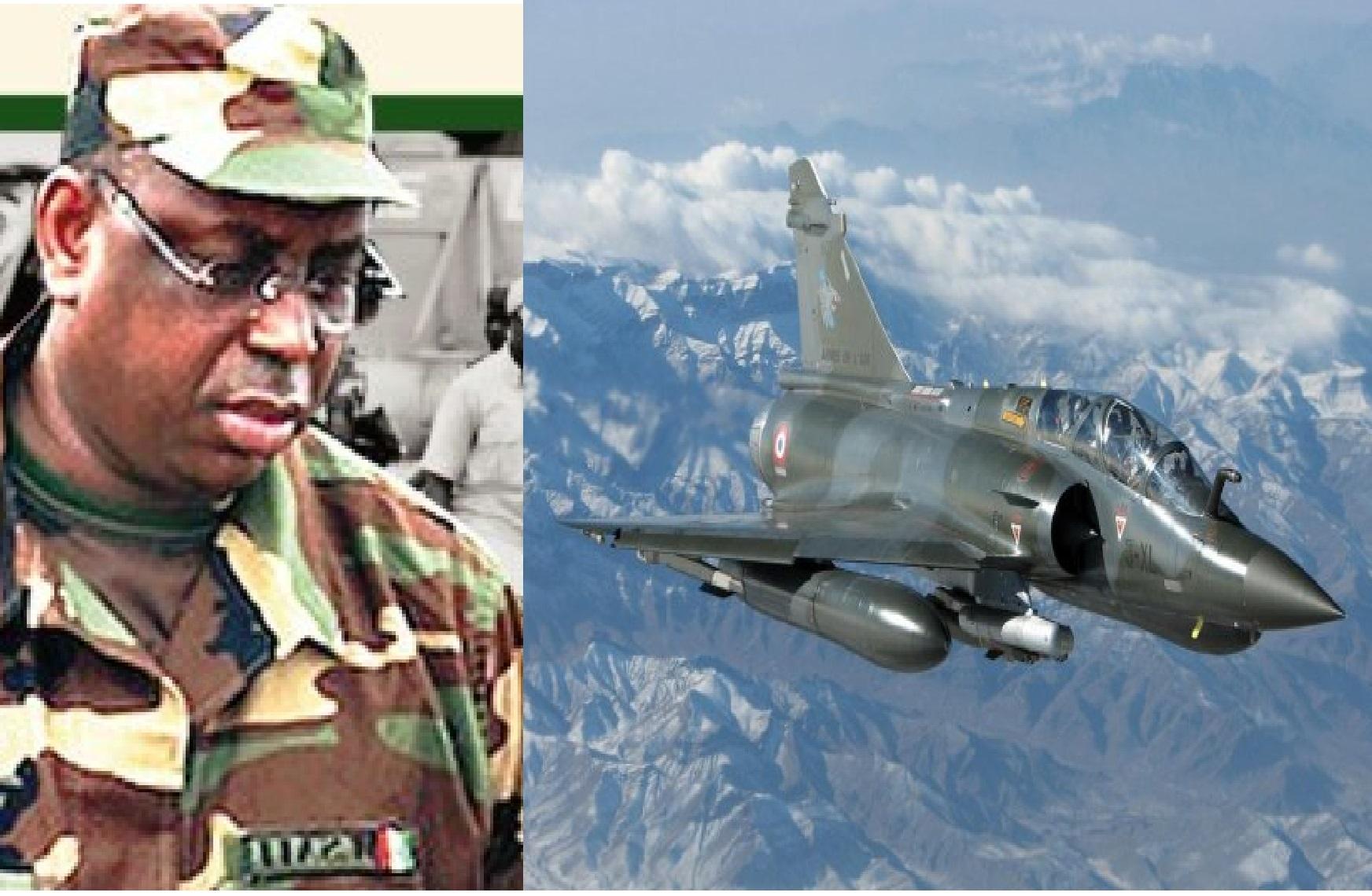 Equipement de la flotte de l'Armée sénégalaise : Le Général Sall commande des avions de chasse  à la France