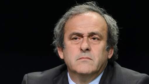 Platini exclu de la course à la présidence de la FIFA mais...