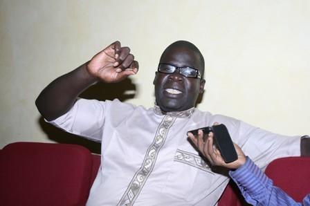 """Le comédien Sa Ndiogou au Cnra : """"Parfois, pour éduquer, il faut montrer l'interdit"""""""