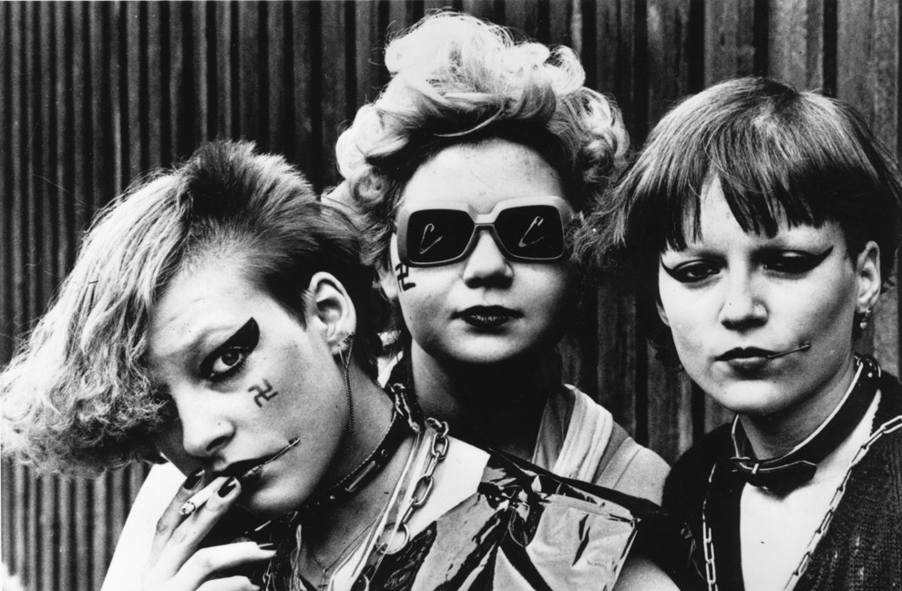 26 photos qui montrent la puissance du punk des années 70