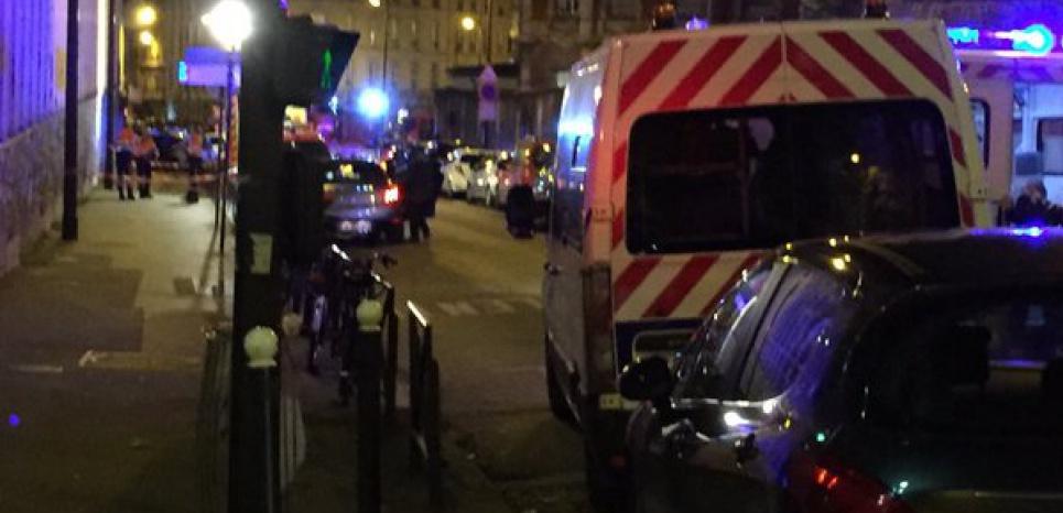 Attaques multiples au coeur de Paris : ce que l'on sait