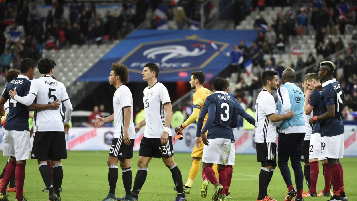 Attentats de Paris : La Mannschaft a passé la nuit au Stade de France