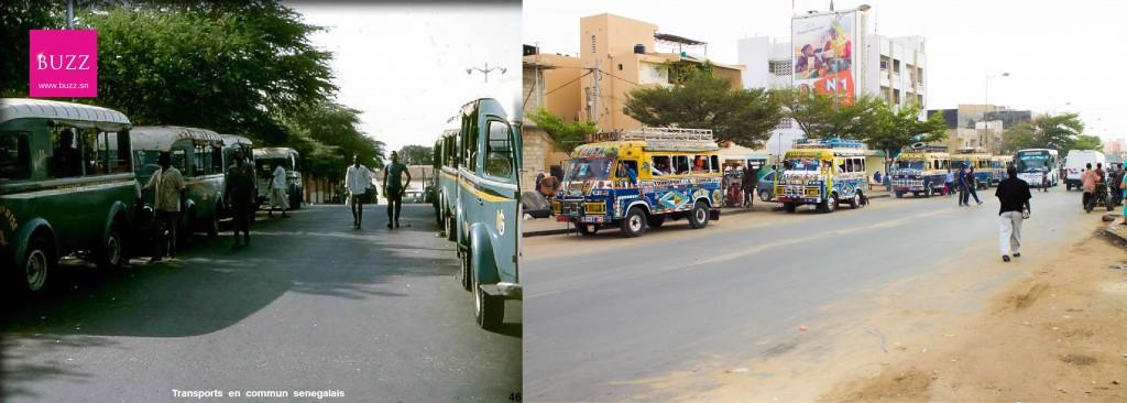 Comparez le Dakar des années 1960 à celui d'aujourd'hui (photos)