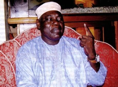 Colonel Cissé : « Yaya Jammeh, c'est un malade mental, une dent malade qu'il faut extraire de la bouche du Sénégal »