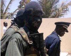 Lutte contre le terrorisme: Dakar en état d'alerte