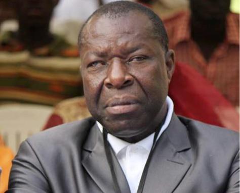 Décoration à titre posthume: Le Pr Oumar Sankharé élevé au grade d'officier de l'ordre du Lion