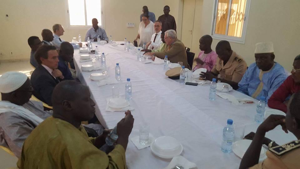 Commune de Diawara, ou le petit Paris du Sénégal