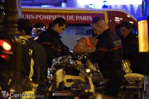 Attaques terroristes à Paris : Quelques questions.