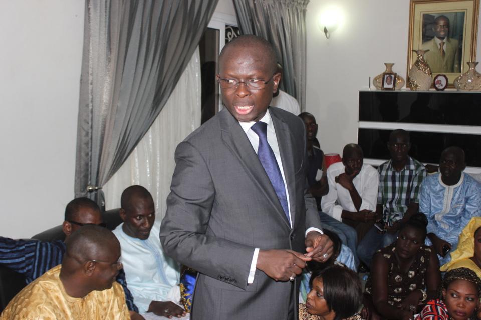 Modou Diagne Fada s'en prend violemment à Aïda Mbodj