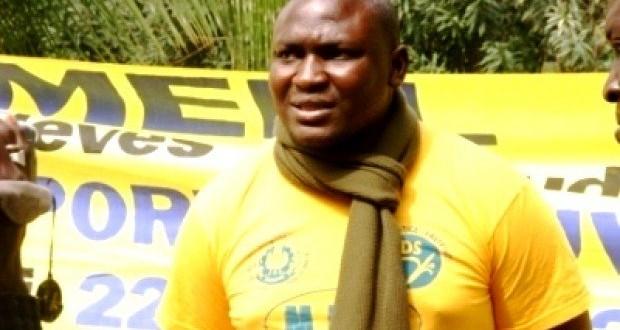 """Emprisonnement """"arbitraire"""" du patron de l'Ujtl : les jeunes libéraux exigent la libération de Toussaint Manga."""