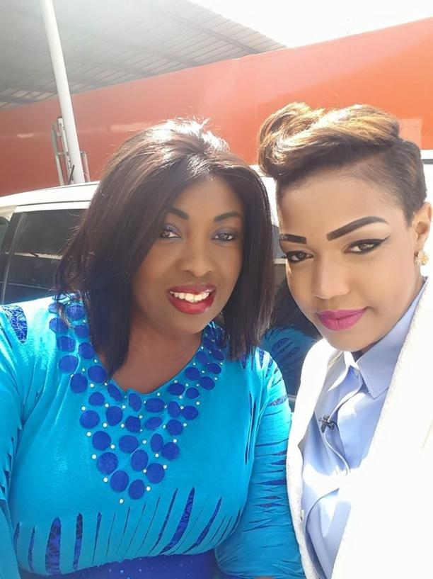 Nabou Diagne et Ya Awa: Un duo complice