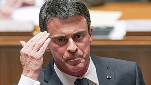 """France : Il existe """"un risque d'attentats chimiques ou bactériologiques"""", selon Manuel Valls"""