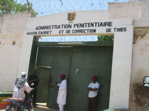 Les présumées terroristes arrêtées à Guédiawaye, transférées à Thiès