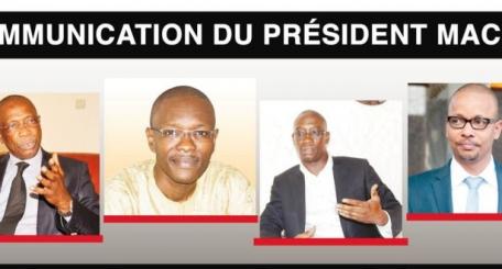 Communication du président Macky Sall: les hommes passent, le problème demeure