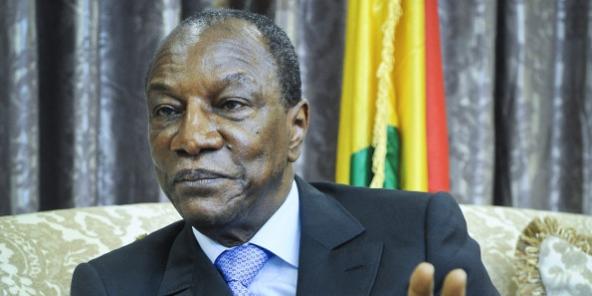 Guinée : Alpha Condé limoge son ministre de l'Intérieur et deux autres membres du gouvernement